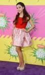 Ariana Grande-Nickelodeon's 26th Annual Kids' Choice Awards, USC Galen Center, Los Angeles, 03/23/2013