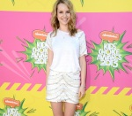 Bridgit+Mendler+Nickelodeon+26th+Annual+Kids+1