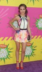Savannah Jayde-Nickelodeon's 26th Annual Kids' Choice Awards, USC Galen Center, Los Angeles, 03/23/2013
