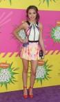 Savannah Jayde-Nickelodeon's 26th Annual Kids' Choice Awards, USC Galen Center, Los Angeles, 03/23/2013