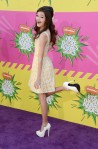 Ciara Bravo-Nickelodeon's 26th Annual Kids' Choice Awards, USC Galen Center, Los Angeles, 03/23/2013