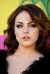 Elizabeth Gillies-Nickelodeon's 26th Annual Kids' Choice Awards, USC Galen Center, Los Angeles, 03/23/2013
