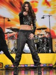 "Selena Gomez Performs On ABC's ""Good Morning America"""